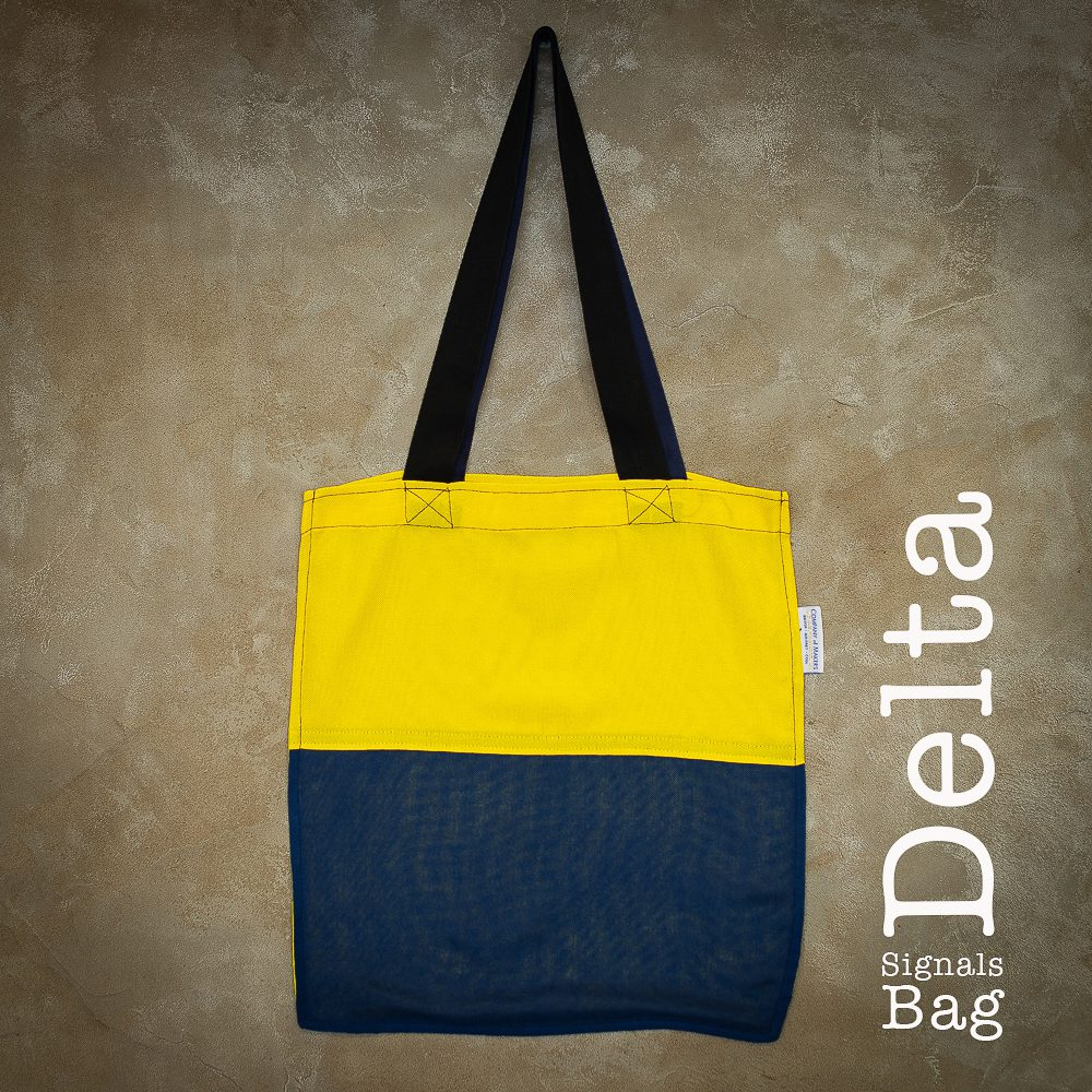 Signals Flag Tote Bag – Delta