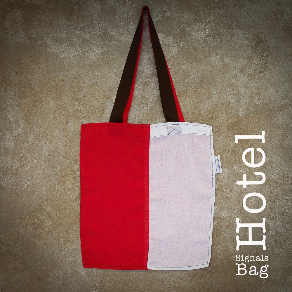 Signals Flag Tote Bag – Hotel