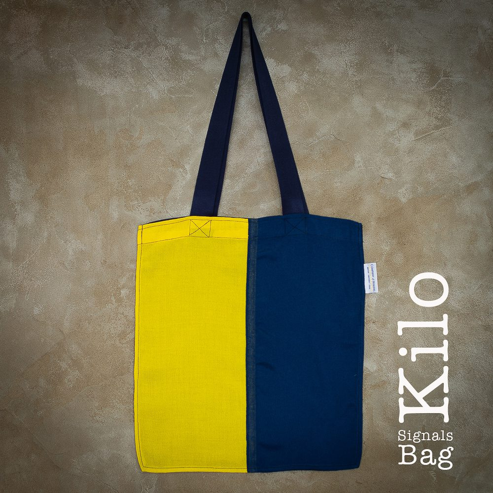 Signals Flag Tote Bag – Kilo