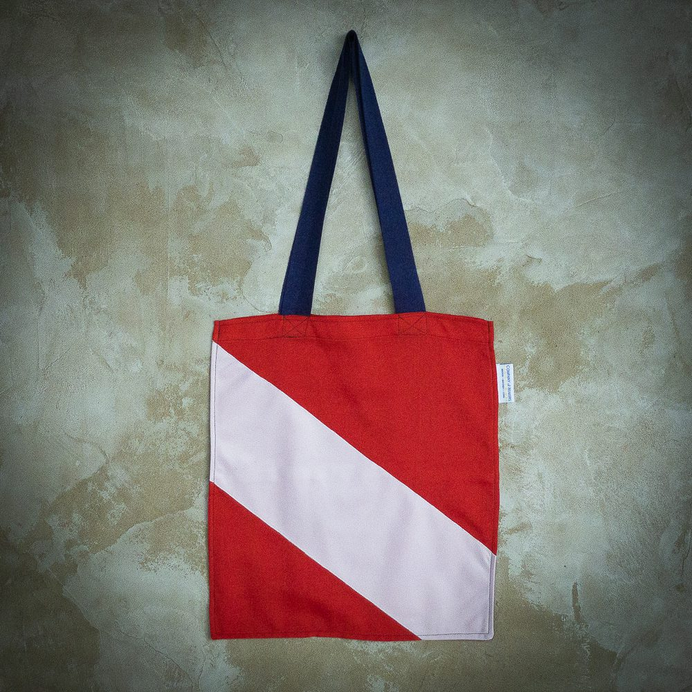 Signals Flag Tote Bag – Four (4)