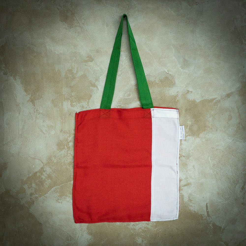 Signals Flag Tote Bag – Seven (7)