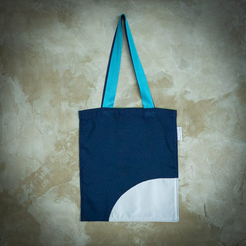 Signals Flag Tote Bag – Two