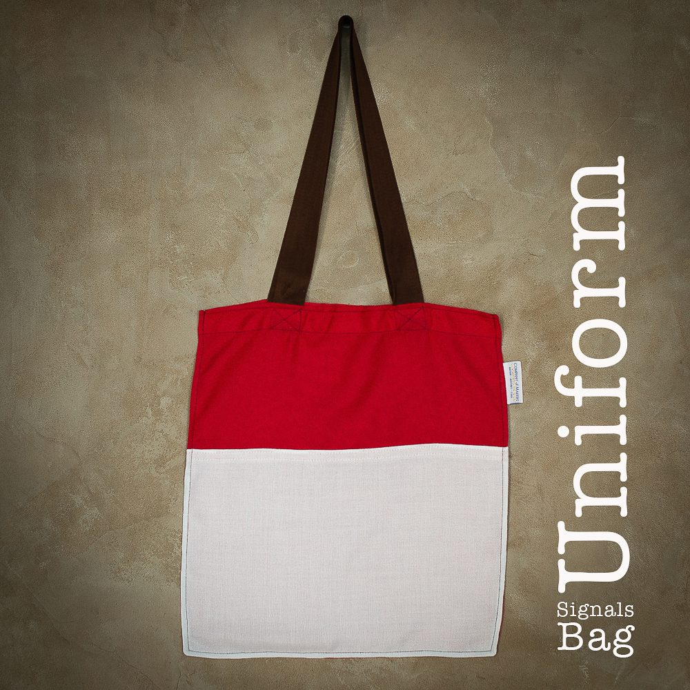 Signals Flag Tote Bag – Uniform