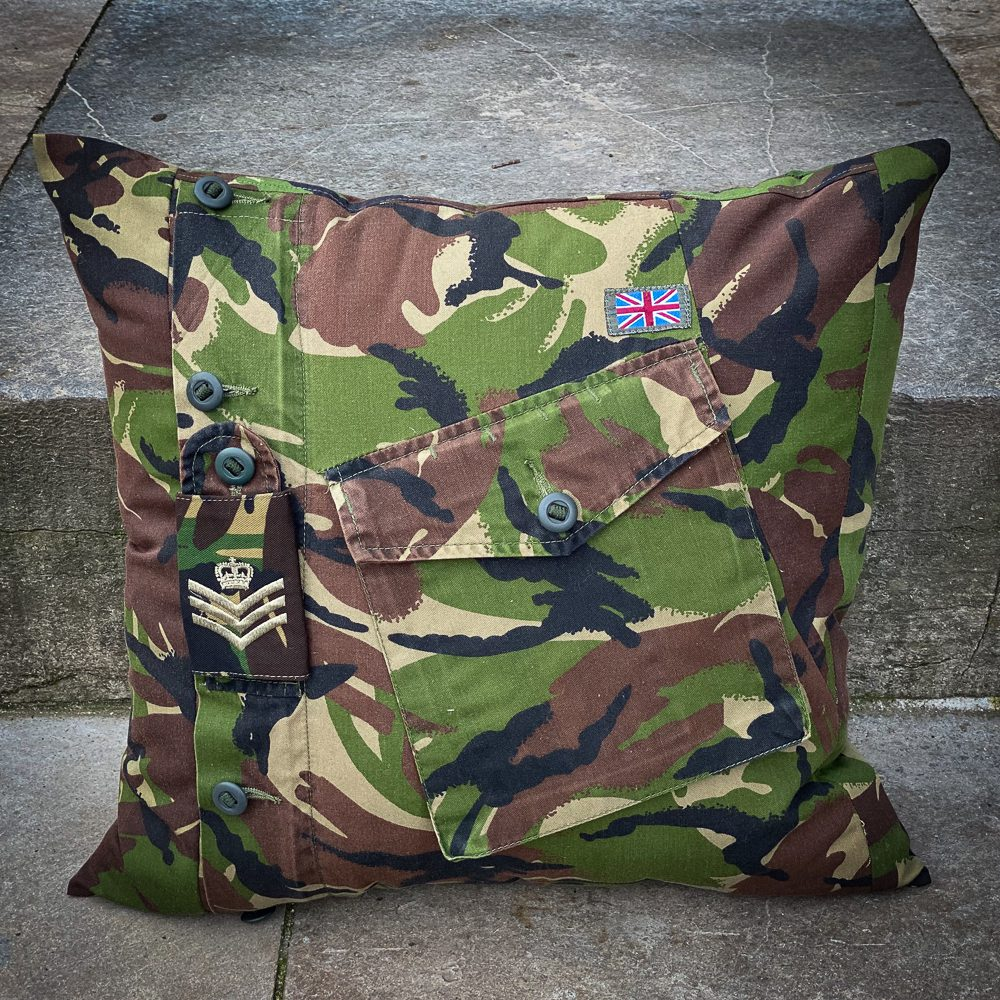 DPM Tactical Cushion