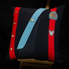 Royal Army Air Cops Warrant Officer Cushion