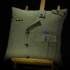 Royal Marine Lovat Cushion