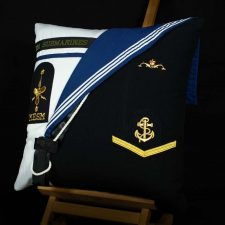 Royal Navy Submariner Cushion