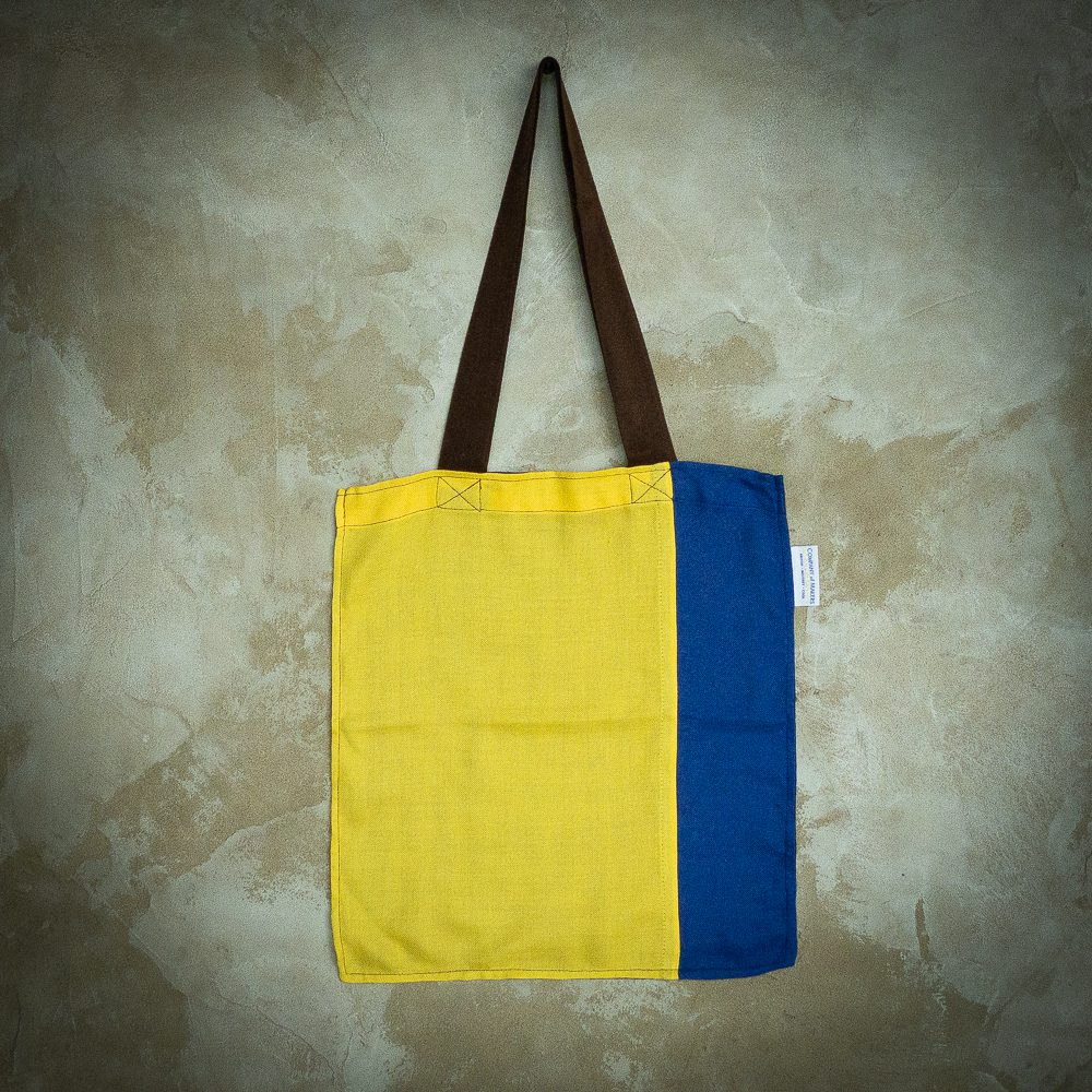 Signals Flag Tote Bag – Eight (8)